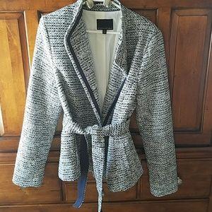 Tweed Banana Republic jacket